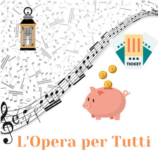 L'Opera per tutti